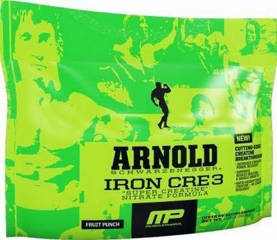 Arnold Iron CRE3, 30 грамм
