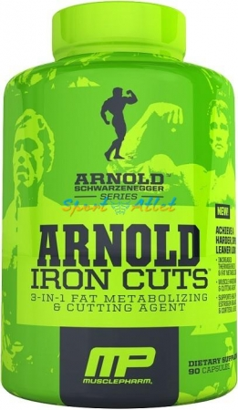 Arnold Iron Cuts, 90 капсул
