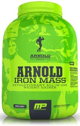 Arnold Iron Mass, 2.27 кг