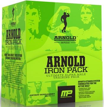 Arnold Iron Pack, 30 пакетиков