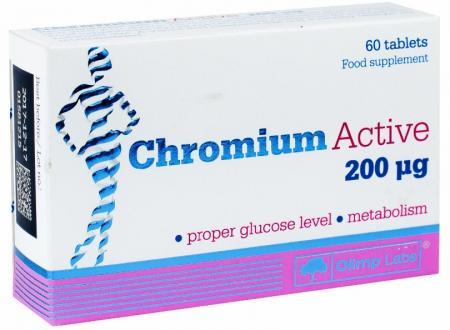 Olimp CHROM Activ, 60 таблеток