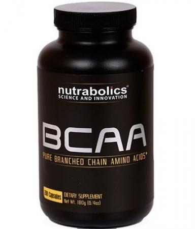 Nutrabolics BCAA, 240 капсул