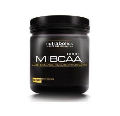 Nutrabolics M-BCAA 6000, 180 таблеток