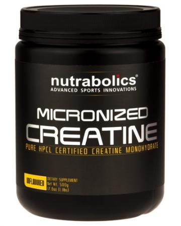 Nutrabolics Micronized Creatine, 500 грамм