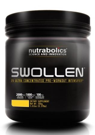 Nutrabolics Swollen, 168 грамм