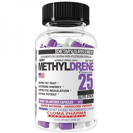 Cloma Pharma Methyldrene Elite, 100 капсул