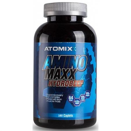 Atomixx Amino Maxx Hydrobeef, 160 каплет