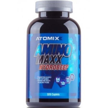Atomixx Amino Maxx Hydrobeef, 320 каплет