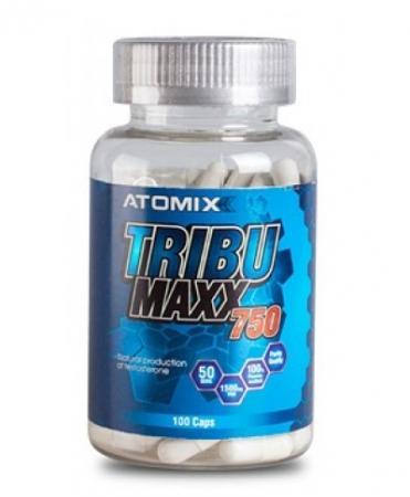 Atomixx Tribu Maxx 750, 100 капсул