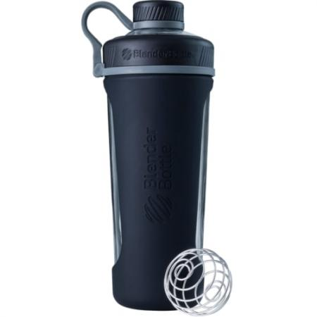BlenderBottle Radian 940 мл, Black (стекло)