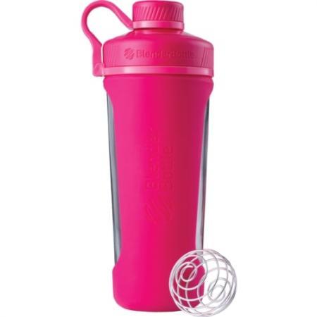 BlenderBottle Radian 940 мл, Pink (стекло)