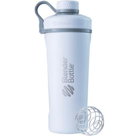 BlenderBottle Radian 940 мл, Black (сталь)
