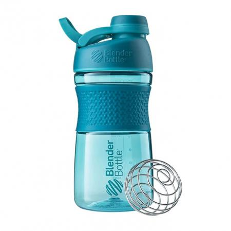 BlenderBottle SportMixer Twist 590 мл, Teal