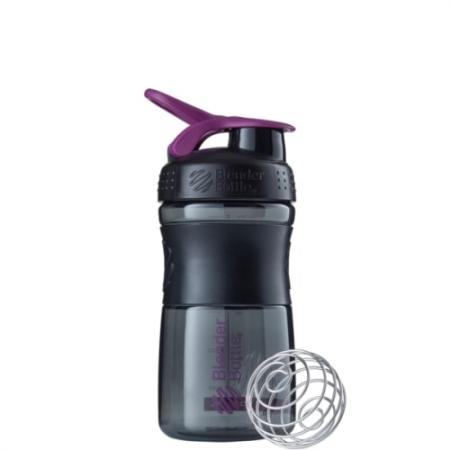 BlenderBottle SportMixer 590 мл, Black Plum