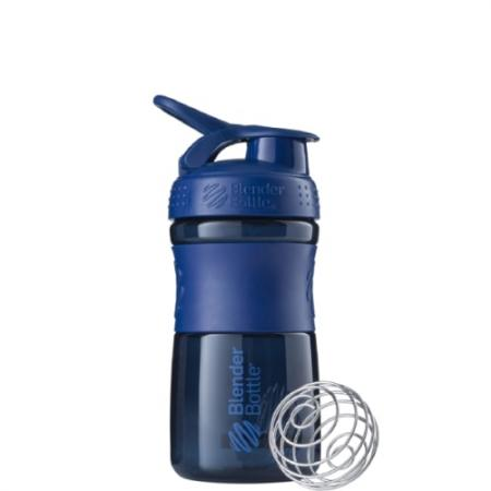 BlenderBottle SportMixer 590 мл, Dark Blue