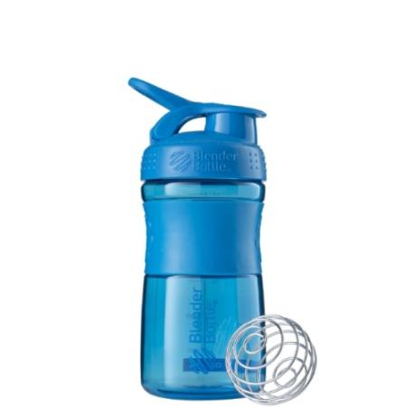 BlenderBottle SportMixer 590 мл, Cyan