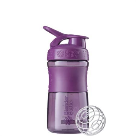 BlenderBottle SportMixer 590 мл, Plum