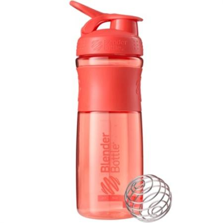 BlenderBottle SportMixer 820 мл, Coral