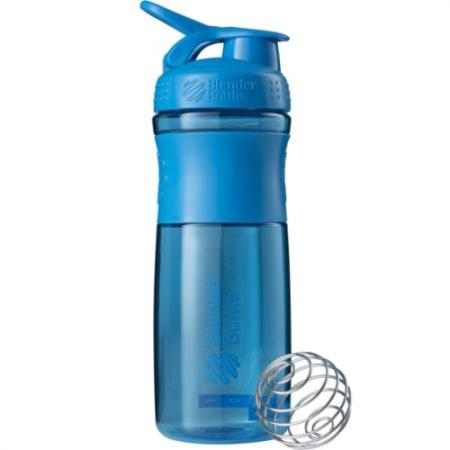 BlenderBottle SportMixer 820 мл, Cyan