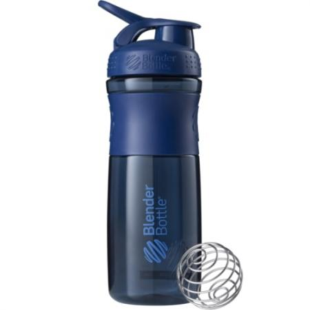 BlenderBottle SportMixer 820 мл, Dark Blue