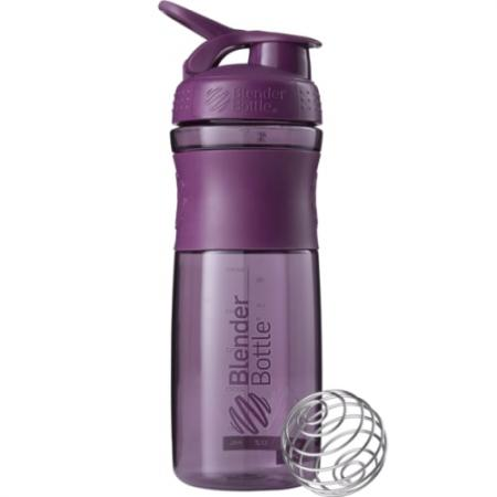 BlenderBottle SportMixer 820 мл, Plum