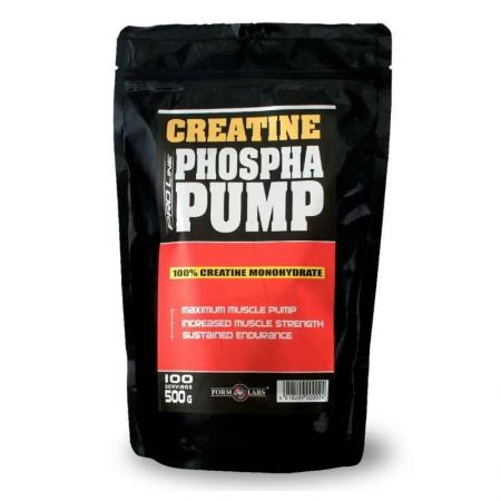 Form Labs Creatine PhosphaPump, 500 грамм - пакет