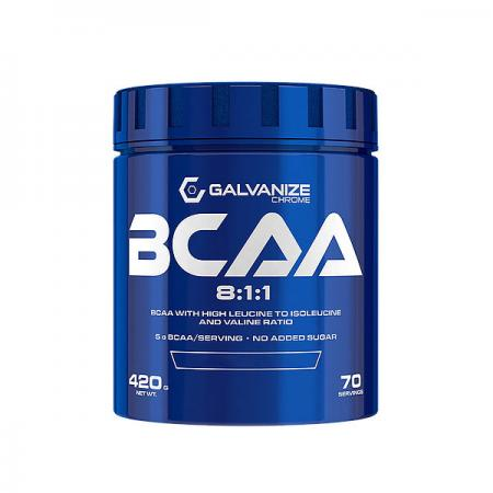 Galvanize Chrome BCAA 8:1:1, 420 грамм