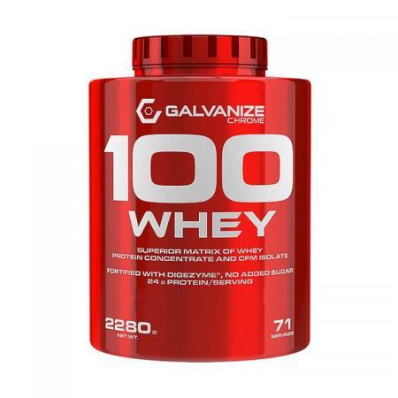 Galvanize Chrome 100% Whey, 2.28 кг