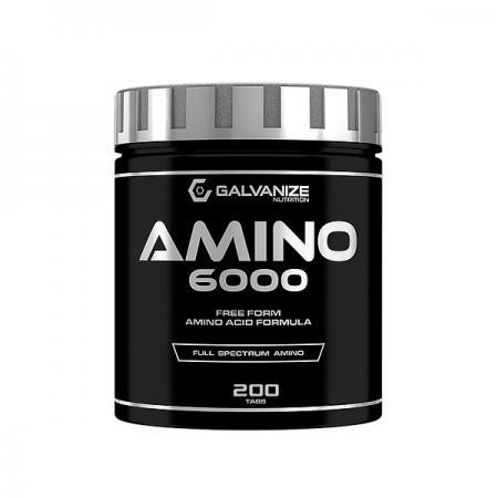 Galvanize Nutrition Amino 6000, 200 таблеток