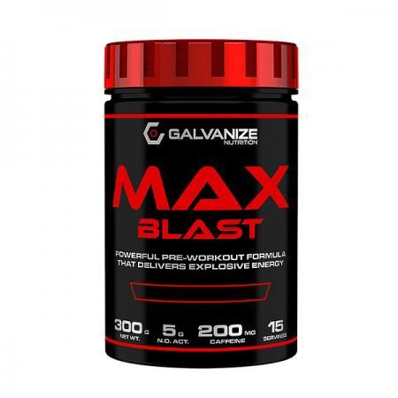 Galvanize Nutrition Max Blast, 300 грамм