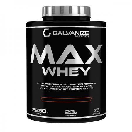 Galvanize Nutrition Max Whey, 900 грамм