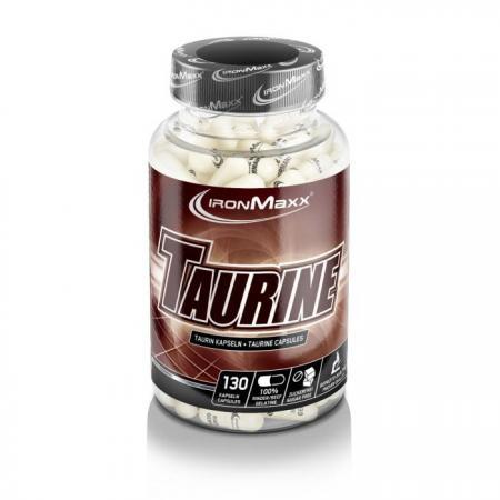 IronMaxx Taurine, 130 капсул