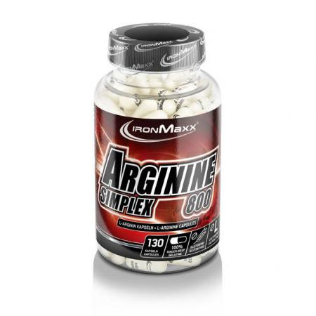IronMaxx Arginin Simplex 800, 130 капсул