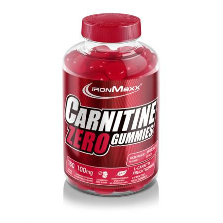 IronMaxx Carnitine Zero Gummies, 150 желейных таблеток