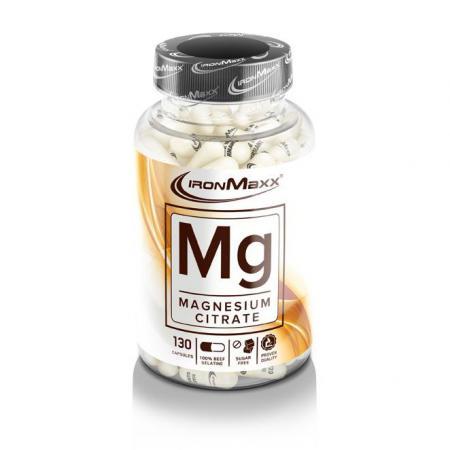 IronMaxx Magnesium, 130 капсул