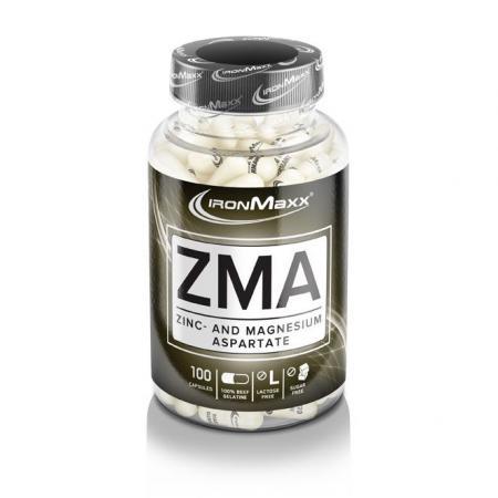 IronMaxx ZMA, 100 капсул
