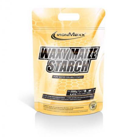 IronMaxx Waxy Maize Starch, 2 кг