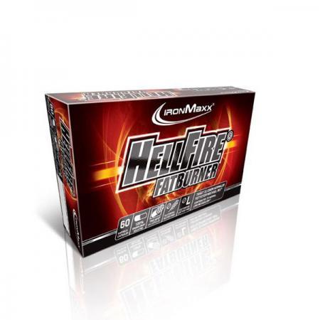 IronMaxx Hellfire Fatburner, 60 капсул