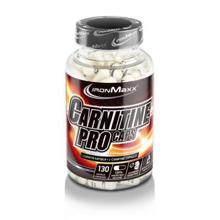IronMaxx Carnitine Pro, 130 капсул