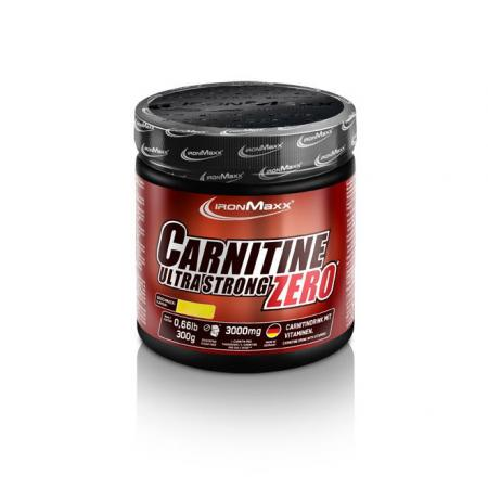 IronMaxx L-Carnitine Ultra Strong Zero, 300 грамм