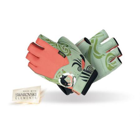Перчатки женские MAD MAX, Rats Swarovski - MFG 730