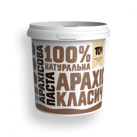 MasloTom арахисовая паста класическая, 500 грамм