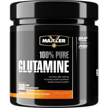 Maxler Glutamine, 300 грамм