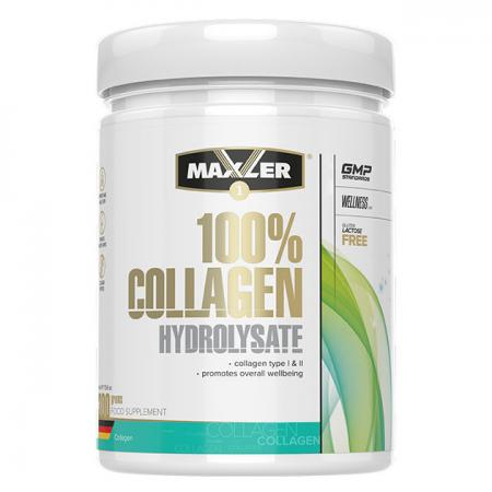 Maxler Hydrolysed Collagen, 300 грамм