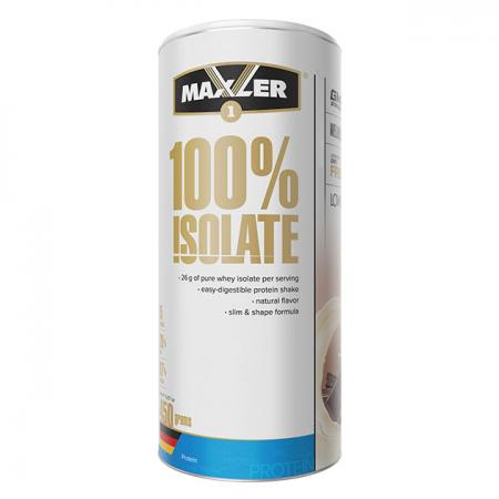 Maxler 100% Isolate, 450 грамм