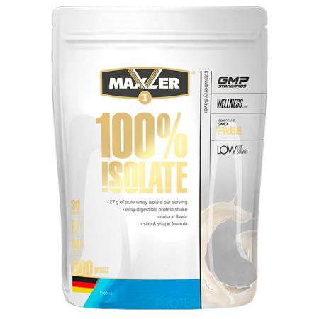 Maxler 100% Isolate, 900 грамм