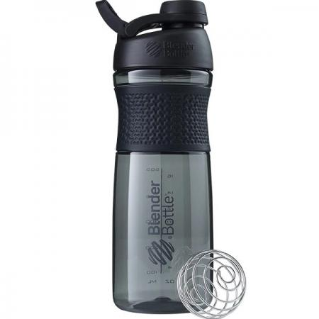 BlenderBottle SportMixer Twist 820 мл, Black