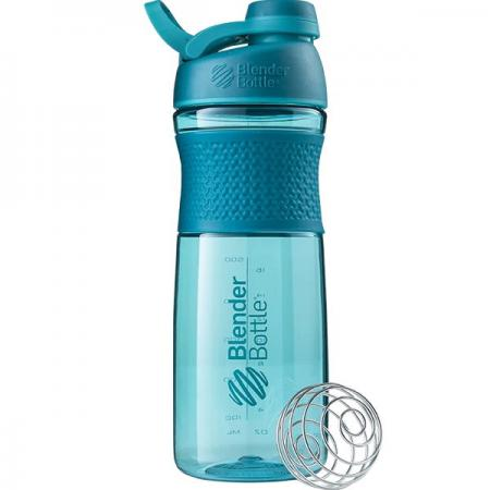 BlenderBottle SportMixer Twist 820 мл, Teal