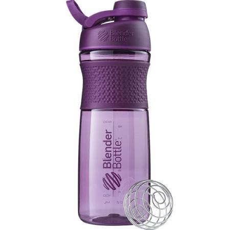 BlenderBottle SportMixer Twist 820 мл, Plum