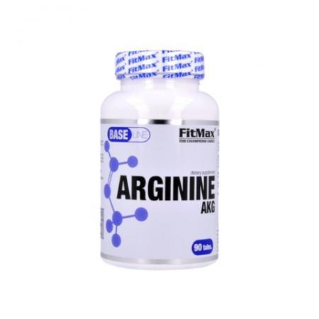 FitMax Base Arginine AKG, 90 таблеток